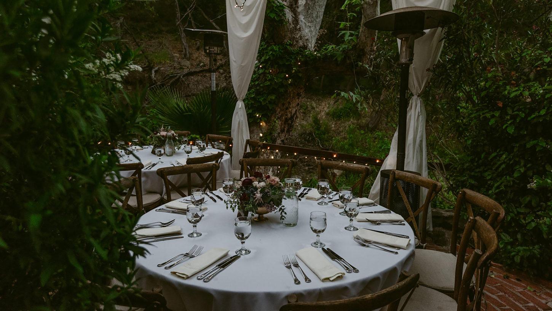 California Wedding At The Inn Of Seventh Ray Open Testimonial